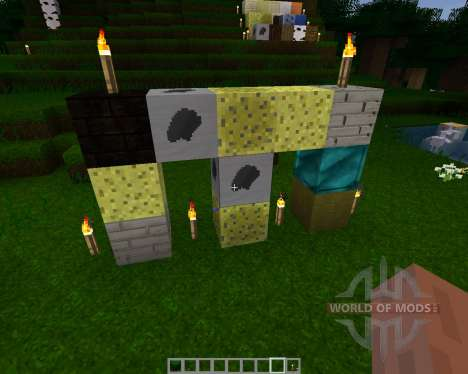 Tom_H_Tiger Texture Pack [32x][1.8.8] для Minecraft