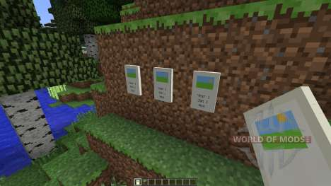 Calendar [1.6.2] для Minecraft