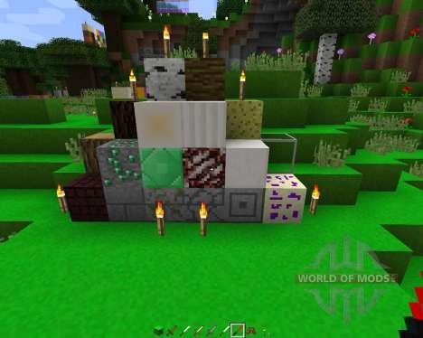 Shacked Pack 2.0 [16x][1.8.8] для Minecraft