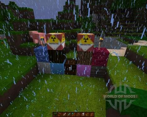 Jadercraft Resource Pack [64x][1.8.8] для Minecraft