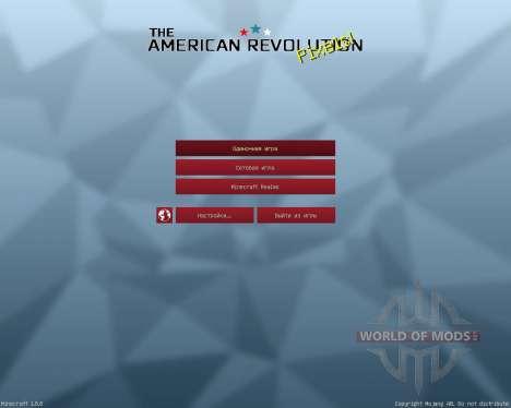 American Revolution Resource Pack [32x][1.8.8] для Minecraft