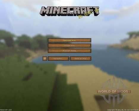 Persistence [128x][1.8.8] для Minecraft