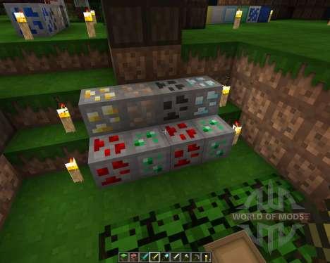 FeatherCloud Ultra Resource Pack [64x][1.8.8] для Minecraft