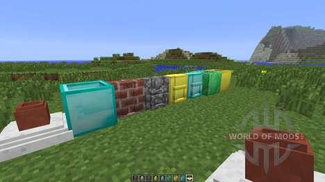 Decorative Marble and Chimneys [1.6.4] для Minecraft