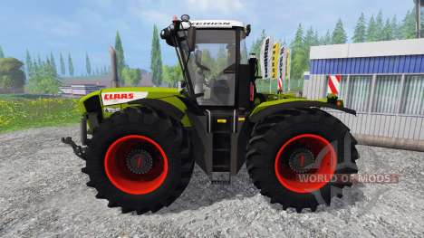 CLAAS Xerion 3300 TracVC [washable] v5.0 для Farming Simulator 2015