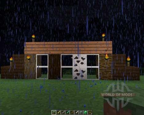 BeatX Texturepack [16x][1.8.1] для Minecraft