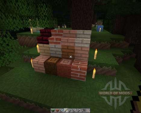 Bark-Raft Resource Pack [16x][1.8.8] для Minecraft