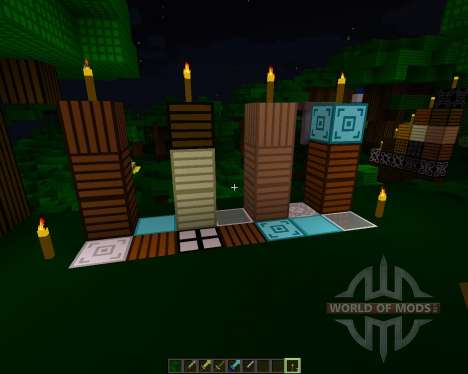 Heart of the game [16x][1.8.8] для Minecraft