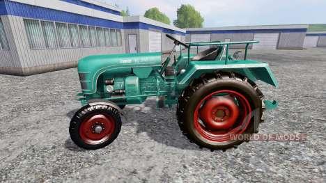 Kramer KL 200 для Farming Simulator 2015