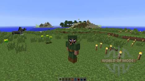 Zelda Sword Skills [1.6.4] для Minecraft