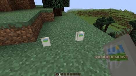 Calendar [1.8] для Minecraft