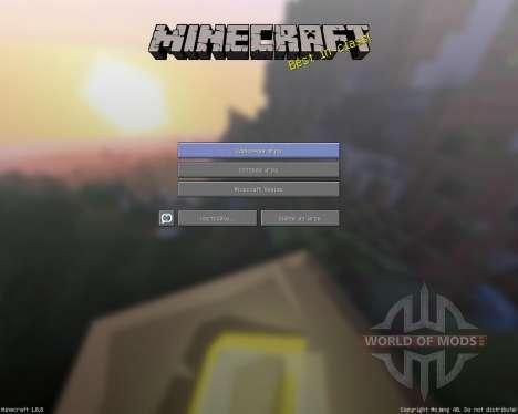 America texture pack [64x][1.8.8] для Minecraft