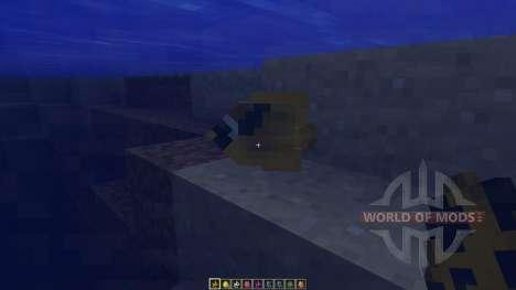 Aquatic Abyss [1.7.10] для Minecraft