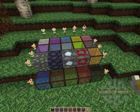 RustyCraft [Mank16] [16x][1.8.8] для Minecraft