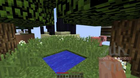 Sky worlds [1.8][1.8.8] для Minecraft