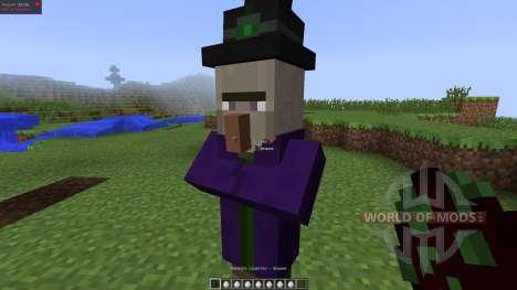 Smart Cursor [1.7.10] для Minecraft