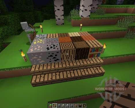 Simple Craft Resource Pack [16x][1.8.8] для Minecraft