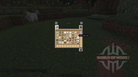 MrCrayfishs Furniture [1.8] для Minecraft