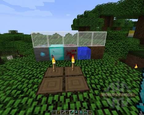 Miners Delight [32x][1.8.8] для Minecraft