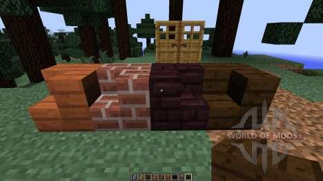 DivBlocks [1.7.10] для Minecraft