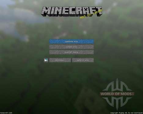 Massive Realistic Resource Pack [64x][1.8.8] для Minecraft