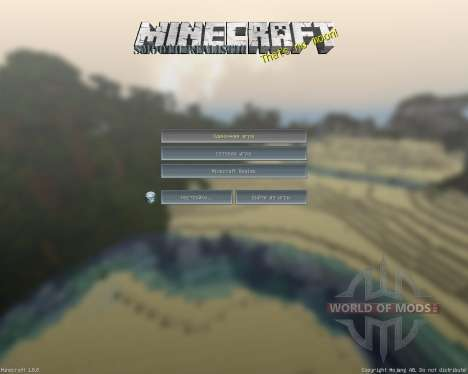 Smooth Realistic Pack [128x][1.8.8] для Minecraft