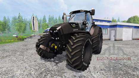 Deutz-Fahr Agrotron 7250 TTV warrior для Farming Simulator 2015