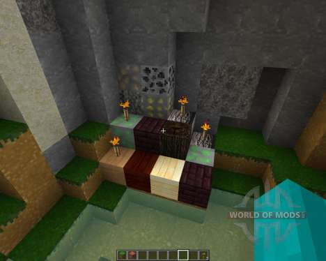 Minecraft 2nd Generation Pack [32x][1.8.8] для Minecraft