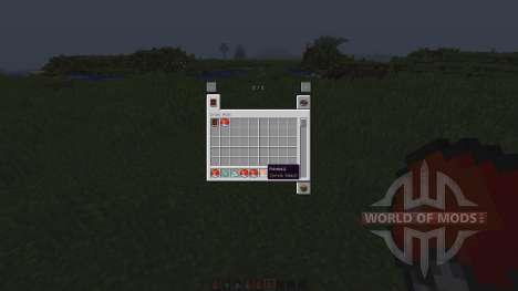 Pokeball [1.8] для Minecraft