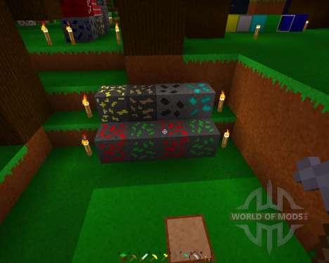 Simply Put - A Smooth [16x][1.8.8] для Minecraft