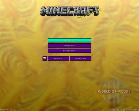 Duff Pack [16x][1.8.1] для Minecraft