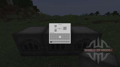 Giacomos Foundry [1.8] для Minecraft