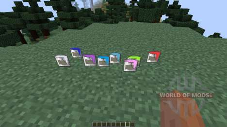 Oodles of tooldles [1.7.10] для Minecraft