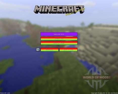 Endless Rainbow [16x][1.8.8] для Minecraft