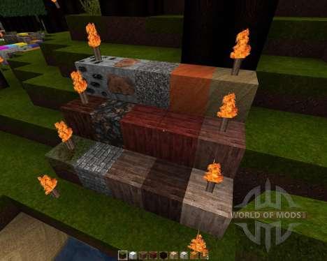 Malte Pack [128x][1.8.1] для Minecraft