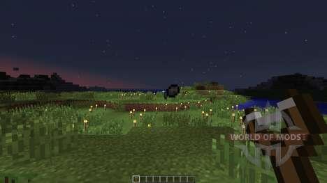 Slingshot [1.5.2] для Minecraft