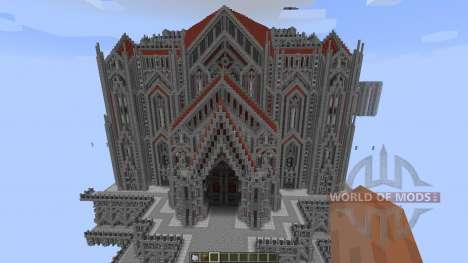 Castle of Red [1.8][1.8.8] для Minecraft
