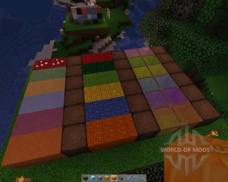 Marvelouscraft [64x][1.8.1] для Minecraft