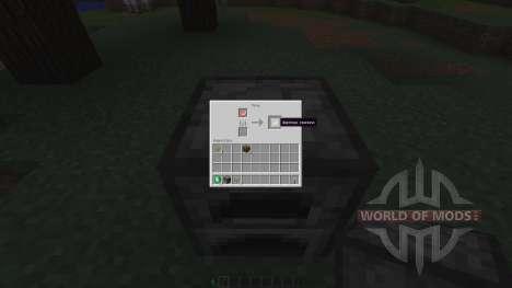 Roxas Fuel [1.8] для Minecraft