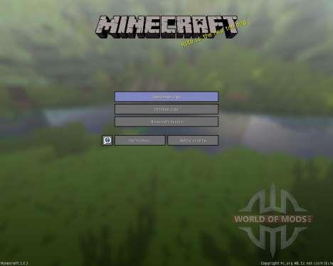 MistyCraft RELOADED [16x][1.8.1] для Minecraft