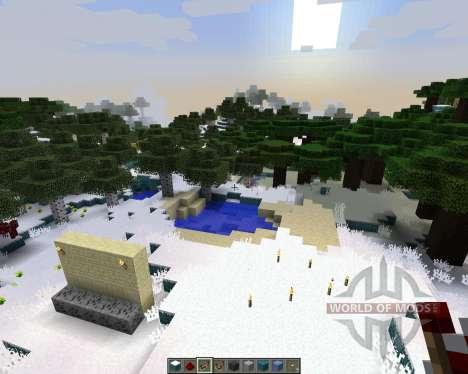 Craftmas [16x][1.8.1] для Minecraft