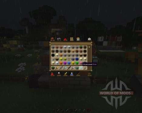 Sphax PureBDCraft [32x][1.8.1] для Minecraft