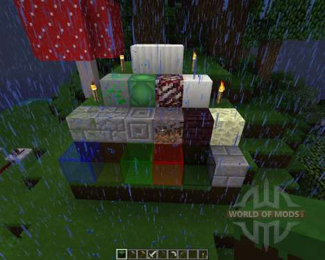 Minecrafters Resource Pack [16x][1.8.8] для Minecraft