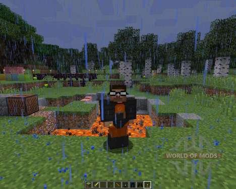 Half-Life 2 [32x][1.8.8] для Minecraft
