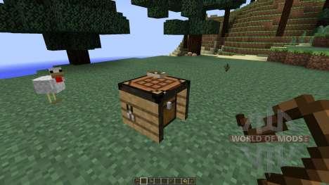 The World Explorer [1.7.10] для Minecraft