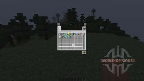 Living Block Monsters [1.7.10] для Minecraft