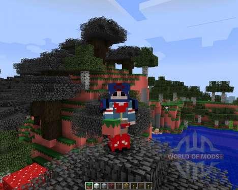 SuperMinecraft v.1.1.2 [16x][1.8.8] для Minecraft