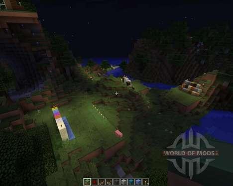 Simpel Pixel v0.6.2 [16x][1.8.1] для Minecraft