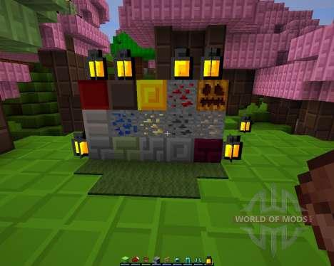 Blocky: Reborn [8x][1.8.8] для Minecraft