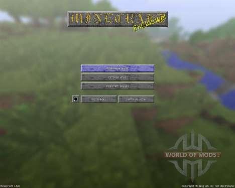 Celtic HD Photo Realism Pack [256x][1.8.8] для Minecraft